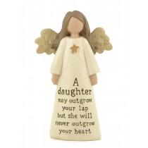 Daughter Angel Decoration