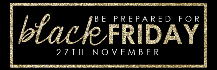 5 ways to prepare for Black Friday!